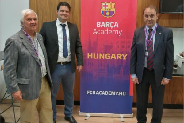 Budapest, nova seu de Barça Academy a Centreeuropa