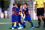 Obre les portes la Barça Academy Ciutat de Mèxic