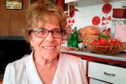 L'àvia Remei, mestressa de casa