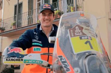 Marc Coma, corredor de motos