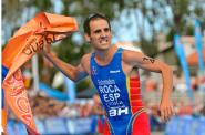 Roger Roca, atleta