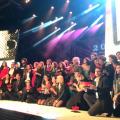 """""""Els guanyadors de la XX gala dels Premis Butaca, dilluns al vespre"""" Foto: facebook/premisbutaca"""