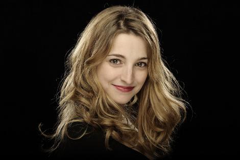 L'Anna Moliner és jove però ja té una llarga experiència en teatre i televisió. (Foto: Teatre Nacional de Catalunya)