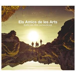 """El disc """"Espècies per catalogar"""" d'Els Amics de les Arts"""