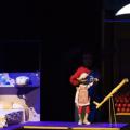 """""""Escena de 'Planeta Tumàcat' al Teatre Poliorama"""" Foto: viuelteatre.com"""