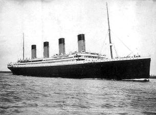 El Titanic iniciant el seu viatge fallit el 1912. (Foto: wikipedia.org)