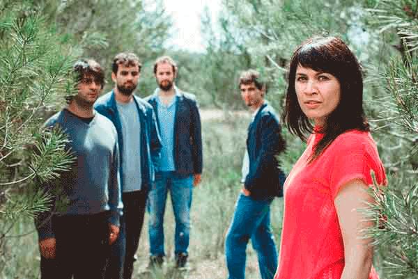 Anna Roig i l'ombre de ton chien, grup musical